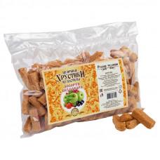 Яблочные хрустики из пастилы Ассорти без сахара, 250г