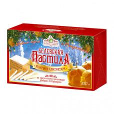 Белёвская пастила яблочная Классическая, 350г (в новогодней упаковке)