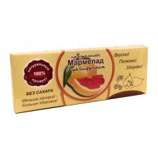 Натуральный мармелад с грейпфрутом 140 г