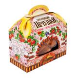 Хрустящие Печушки яблочные с лесными ягодами, 50г