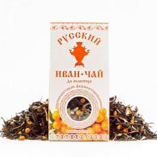 Русский Иван-чай с облепихой