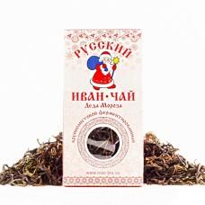 Иван-чай Деда Мороза черный крупнолистовой