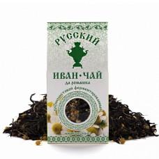 Русский Иван-чай с ромашкой