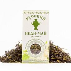 Русский Иван-чай с таволгой