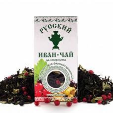 Русский Иван-чай со смородиной