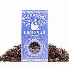 Русский Иван-чай Снеговика черный крупнолистовой