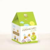 Мармелад яблочный для детей (Домик)