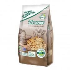 Печенье «Умные сладости» с семенами льна 160г