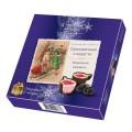 """Конфеты шоколадные """"Морозная ежевика"""" в коробке, 104г"""
