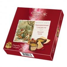 """Конфеты шоколадные """"Зимний пунш"""" в коробке, 104г"""