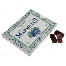 Мармелад натуральный без сахара Слива, 160г