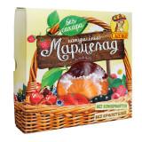 Мармелад на фруктозе «С клюквой, облепихой, черникой», 300г