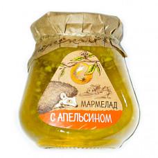 Мармелад в банке «С апельсином», 300г