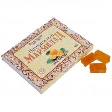 Мармелад натуральный без сахара Апельсин, 160г