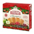 Белевская пастила яблочная «Премиум 4 вкуса» (в новогодней упаковке), 700г