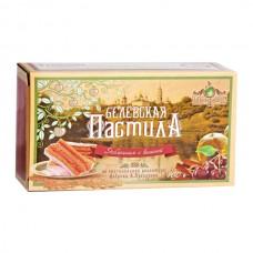 Белёвская пастила яблочная с Вишней,  100г (мятая упаковка)