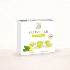 Мармелад мята-лимон, 130г