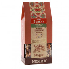 Натуральные цукаты Nomad из ревеня, 150г