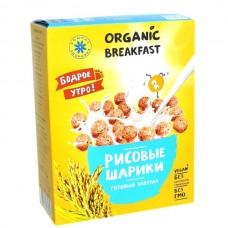 "Завтраки сухие ""Рисовые шарики"" 100г"