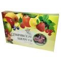 Суворовские конфеты Ассорти «Фрукты и ягоды в желе» (коробка), 500г