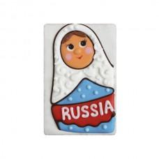 Пряник Матрешка «Russia», 130г (в ассортименте)