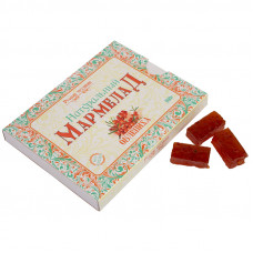 Мармелад натуральный без сахара Облепиха, 160г