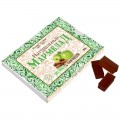 Мармелад натуральный без сахара Яблоко с корицей, 160г