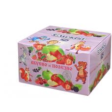 """Смоква Детская """"Ежик и яблочко"""" упаковка 20шт. 300г."""