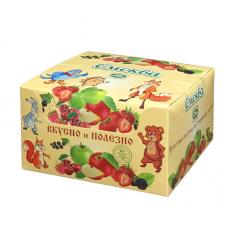 """Смоква Детская """"Белочка и ежевичка"""" упаковка 20шт. 300г."""