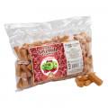 Яблочные хрустики из пастилы с Клюквой, 250г