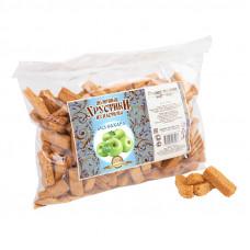 Яблочные хрустики из пастилы Классические без сахара, 250г