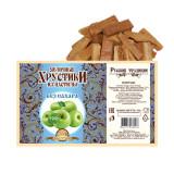 Яблочные хрустики из пастилы Классические без сахара, 500г