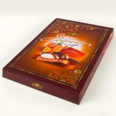 """Белёвский зефир в шоколаде """"Апельсиновый фреш"""", 250 г"""
