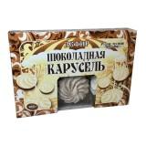 """Зефир """"Шоколадная карусель"""", 180 г"""