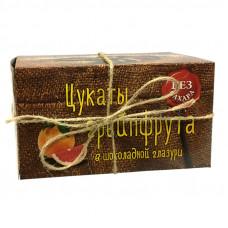 Цукаты Грейпфрута в шоколадной глазури 200г