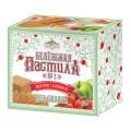 Белёвская пастила яблочная с клубникой без сахара, 125г