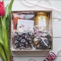 Подарочный набор Rose Box, 750г