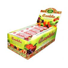 Упаковка смоквы яблочно-сливовая 30 шт