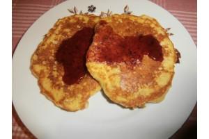 Вкусные оладьи без сахара и муки
