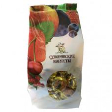 Суворовские конфеты «Абрикос с орехом в йогурте», 220г