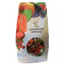 Суворовские конфеты «Клубника в желе и шоколаде», 220г