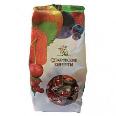 Суворовские конфеты «Витаминный коктейль с шиповником», 220г